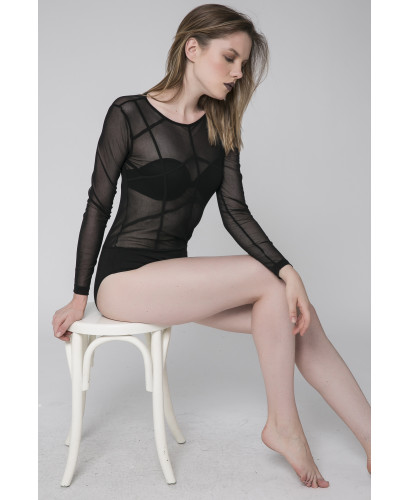 The Spiderweb Bodysuit
