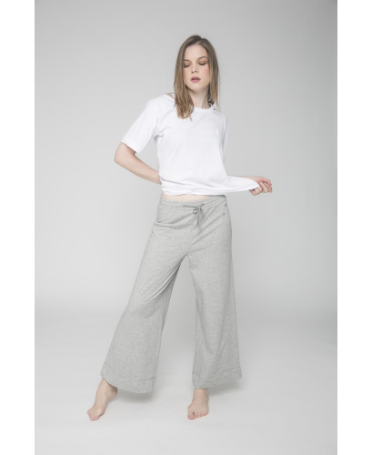 The Grey Good Girl Pants