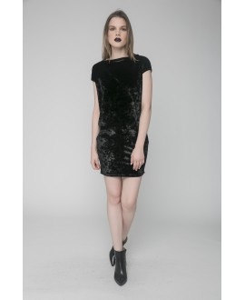 The Black Hold Me Dress