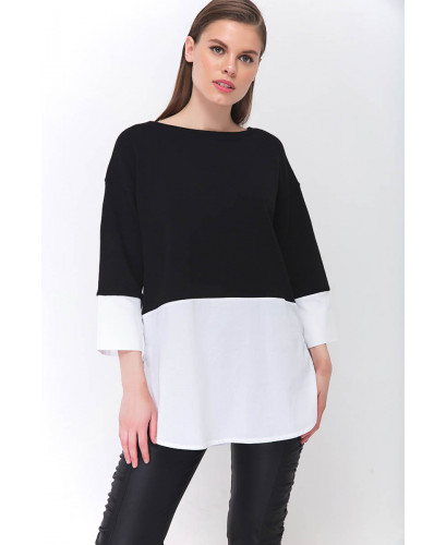 The Black Domino Top