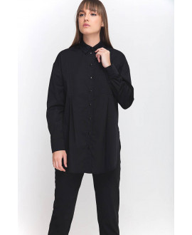 The ''4tailors Made '' Black Shirt