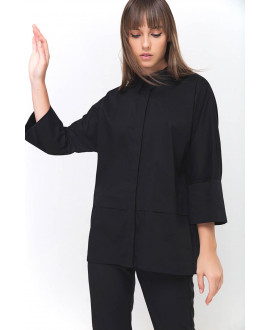 The Big in Japan Black Shirt