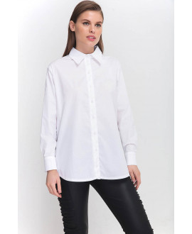 The White Preppy Shirt