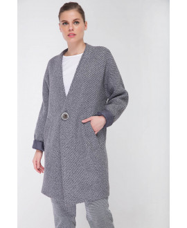 The Cardigan Coat