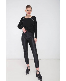 The Angel Biker Legging