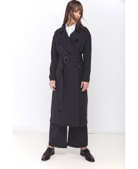 The Sharp Trench Coat