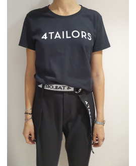 The 4Tailors Tshirt-Black