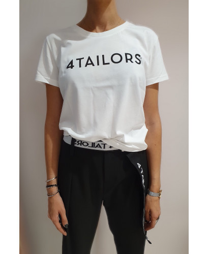 The 4Tailors Tshirt-White
