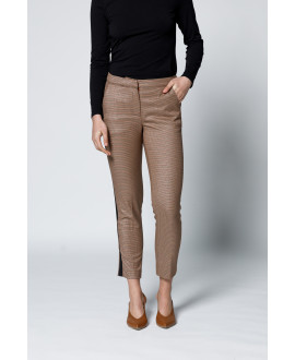 The Illusions Pants-Brown