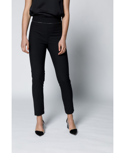 The  Mrs Dalloway  Pants-Black