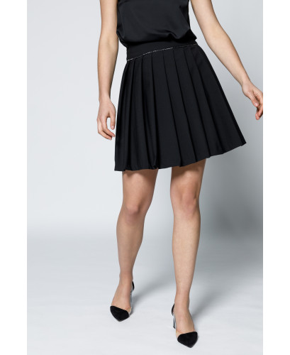 The Alice Skirt-Black