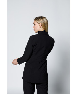 The Powerful Jacket-Black