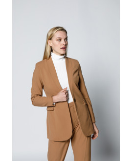 The Powerful Jacket-Brown
