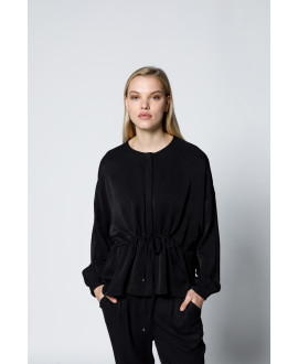 The Medieval Shirt-Black
