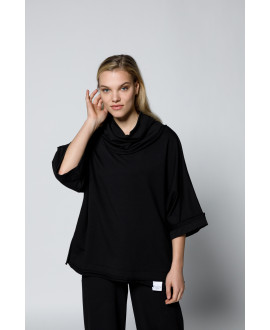 The Mist Shirt-Black