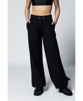 The Flow Pants-Black