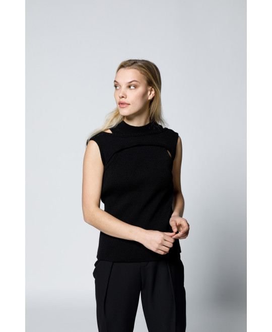 The Web Top-Black