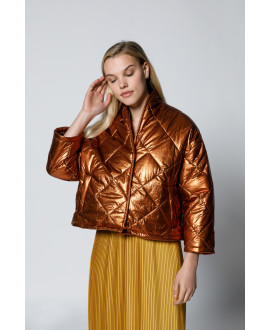 The Revolution Jacket-Copper