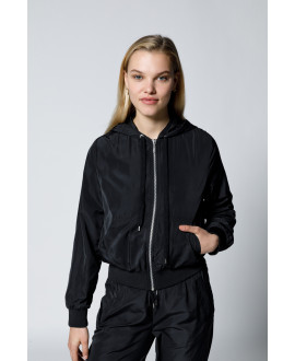 The Thunder Jacket -Black