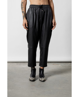 The Biker Pants-BLACK