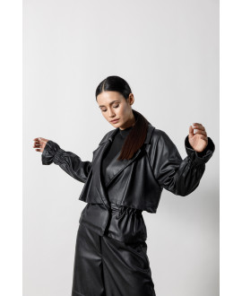 The Killer Jacket-BLACK