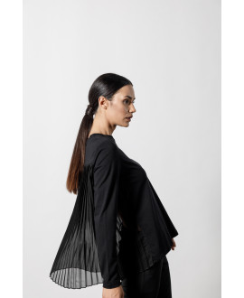 The Angel Top-BLACK