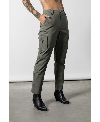 The Miner Pants-KHAKI