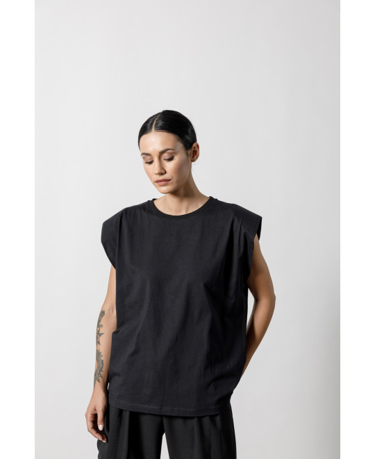 The Wide Top-BLACK