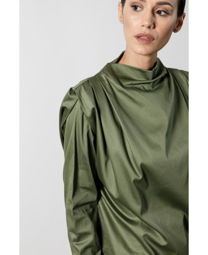 The Soldier Top-KHAKI