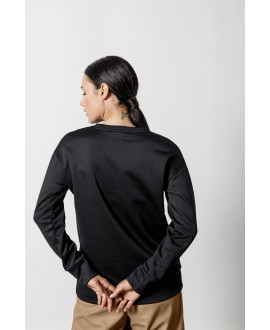 The 4tailors Sweater-BLACK