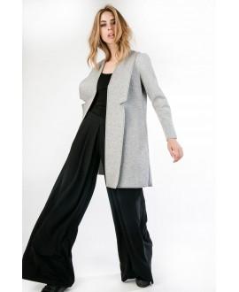 The grey coat