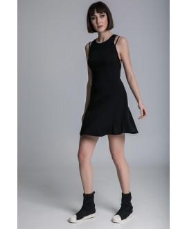 The mini dress