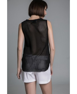 The back in the game top