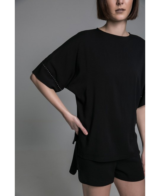 The chaos blouse
