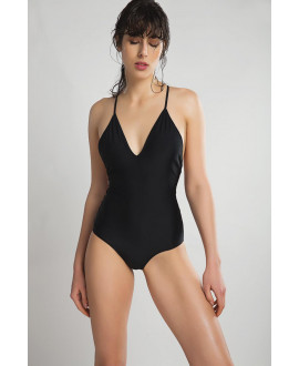 The Black Jellyfish Swimsuit