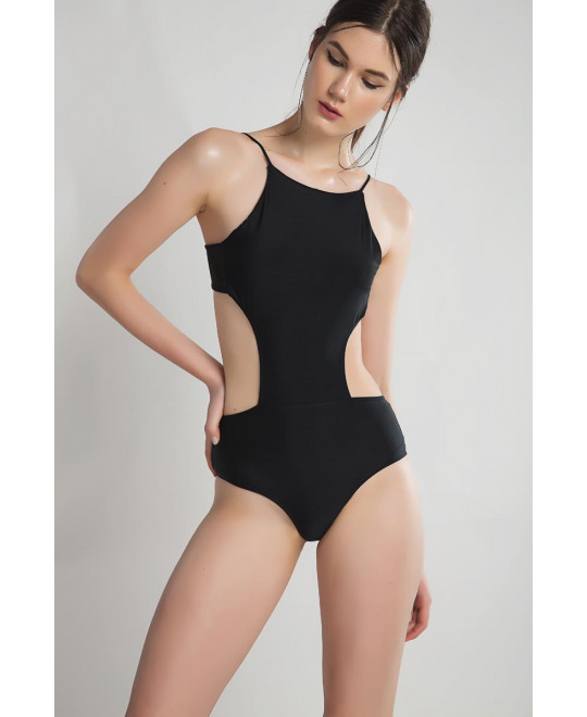 336eec6838eac The Black Dolphin Swimsuit