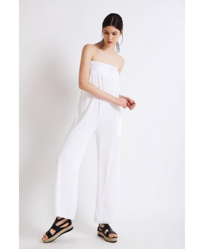 The White Daydream Jumpsuit