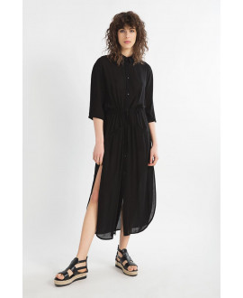The Black Electra Dress