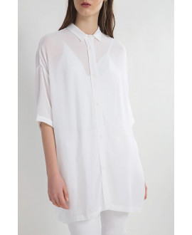 The White Asterope Shirt