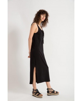 The Black Metropolitan Dress
