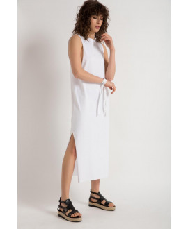 The White Highway Dress