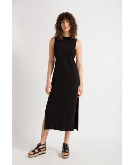 The Black Highway Dress