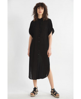 The Black Cleio Dress