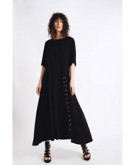 The Black Atmospheric Dress