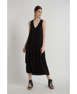 The Black Lightweight Dress