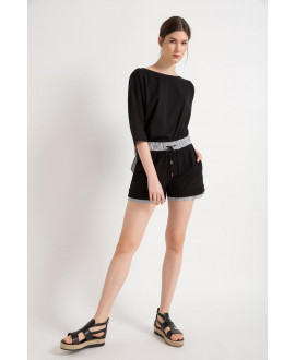 The Black Lolita Shorts