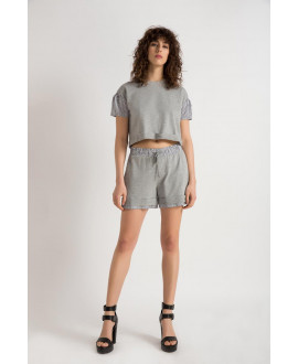 The Grey Lolita Shorts
