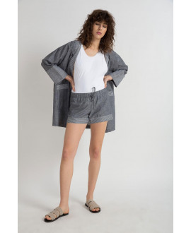The Grey Purity Shorts