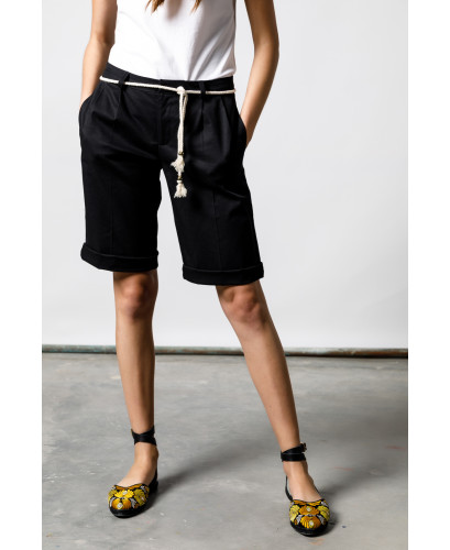 The Black Miami Shorts