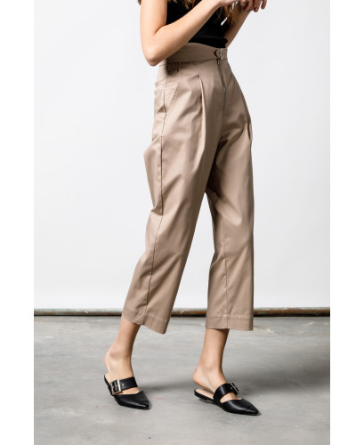 The Beige Uniform Pants